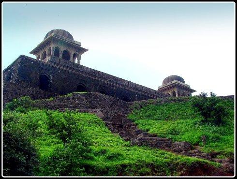 Rani Rupmati's Palace