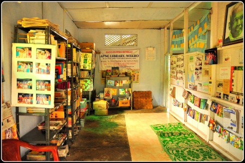 Our own library: APNE Library