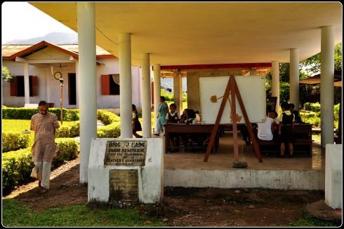 A class at APNA Vidya Bhavan