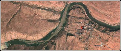 Gandikota Fort (Google Maps)