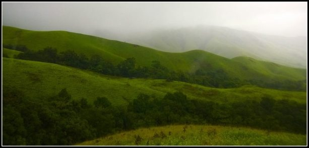 Kudremukh range [photo courtesy Nithin PM]