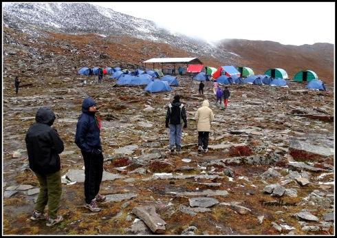 Bhagwabasa camp