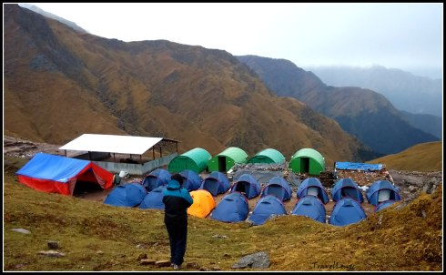 Pathar Nachauni Camp